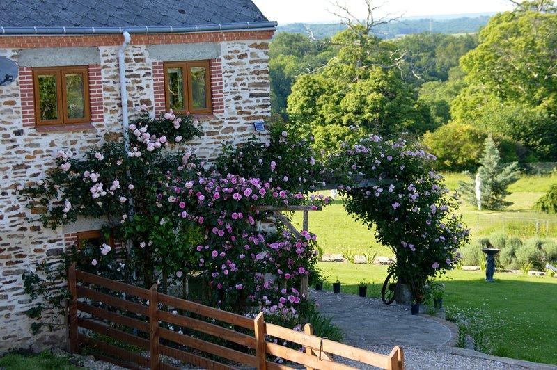 Gite Genetou, casa vacanza a Crozon-sur-Vauvre