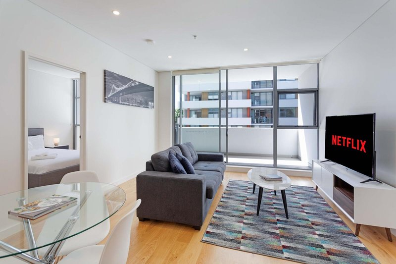 Sydney - Macquarie Park - Mooltan 1BR|1BA|L, holiday rental in Macquarie Park