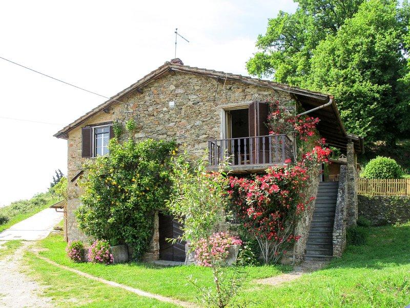 La Ferriera (CTO600), holiday rental in Antona