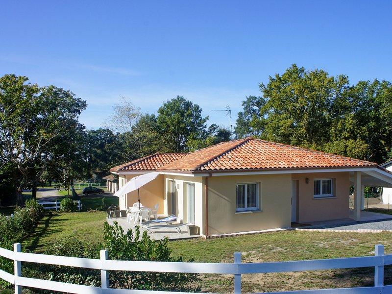 Carraou (VSG140), Ferienwohnung in Saint-Michel-Escalus