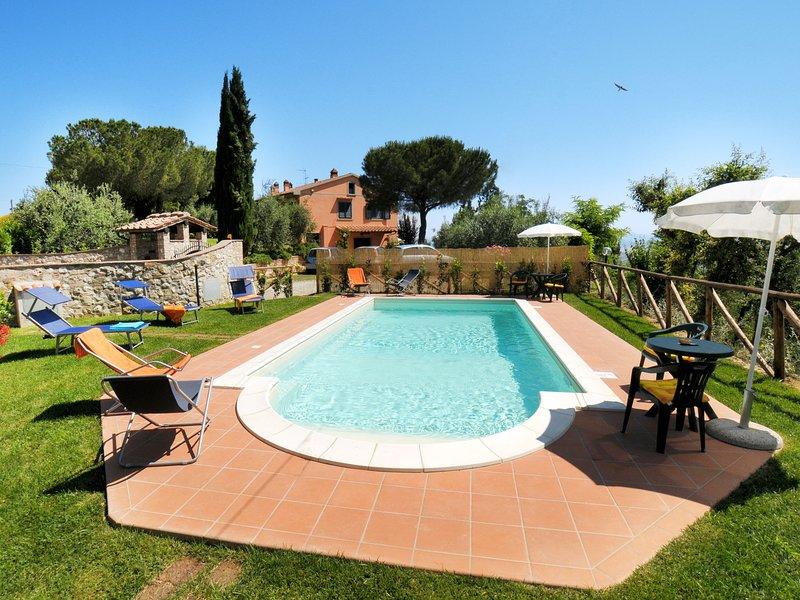 Poggio al Sole (GAM116), vacation rental in Gambassi Terme