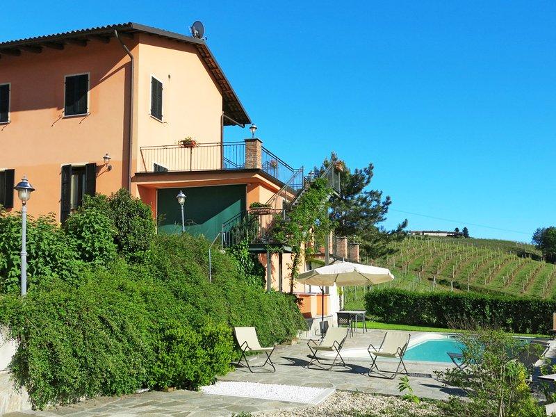 Cascina Galarin (CTZ152), holiday rental in Costigliole d'Asti