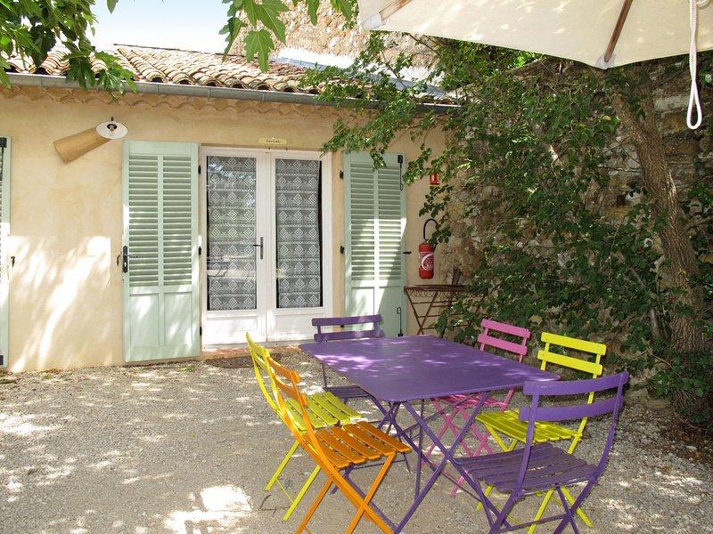 Sarriette (OLL104), location de vacances à Pourrieres