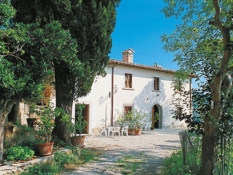 Chiesa (SPC150), vacation rental in San Polo in Chianti