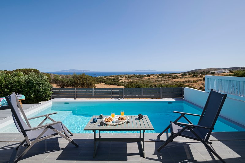 Seascape Indigo Residence, vacation rental in Drios