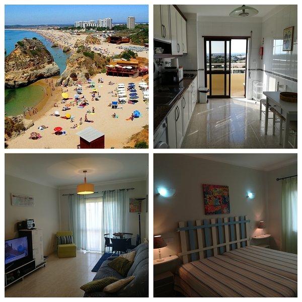 Apartamento T1 - Alvor - Mar e Serra- excelente e totalmente equipado, vacation rental in Poio