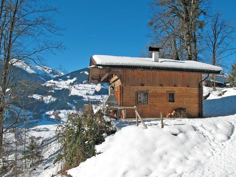 Jagdhütte Eberharter (MHO112), location de vacances à Schwendau