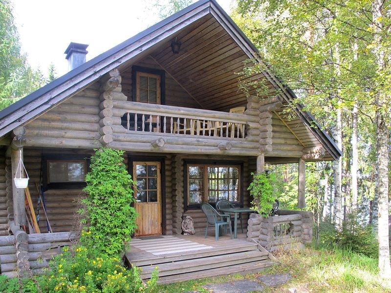 Huovinen (FIJ131), holiday rental in Rautavaara