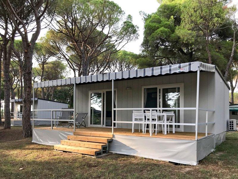 Belvedere Pineta (GDO203), casa vacanza a Monfalcone