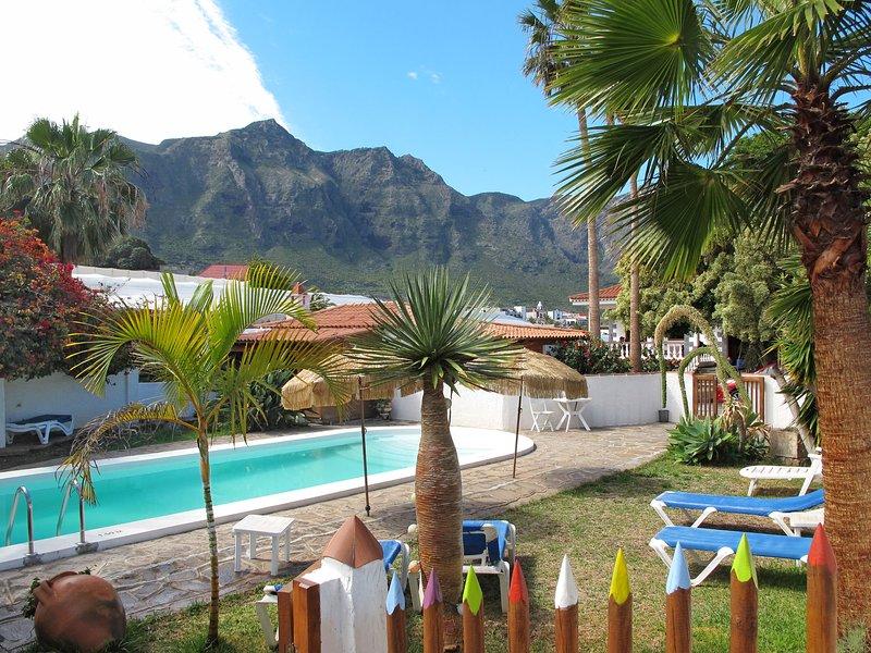 El Castillo (BUV135), casa vacanza a Buenavista del Norte