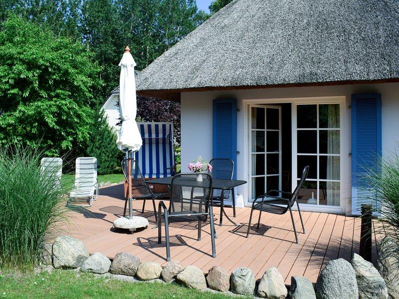 Beautiful home in Karlshagen with 2 Bedrooms and Sauna, holiday rental in Karlshagen