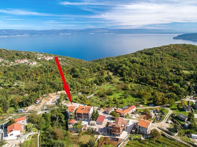 Andrea (MOD141), casa vacanza a Brsec