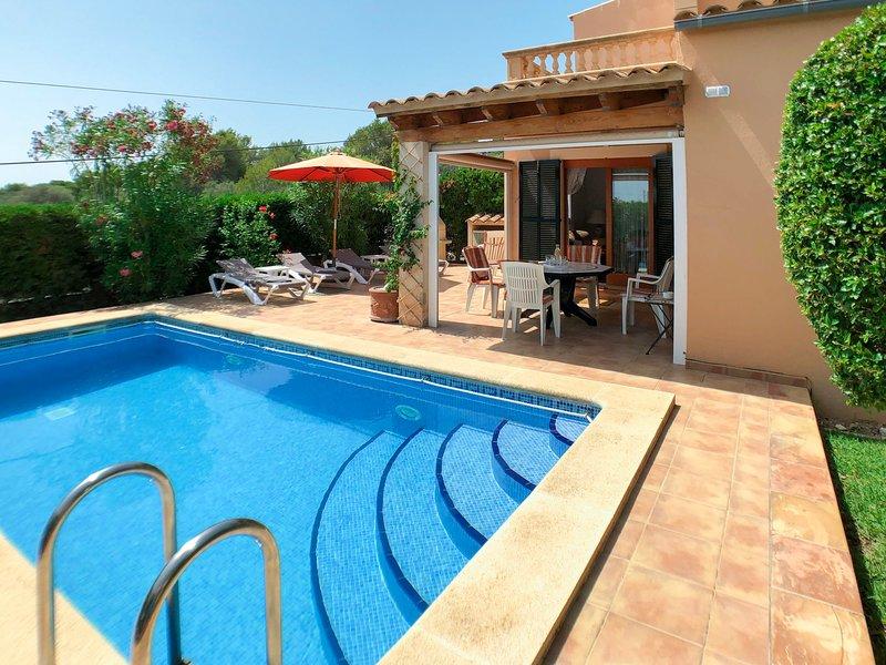 Schnuffi (PCN155), vacation rental in Cala Mandia