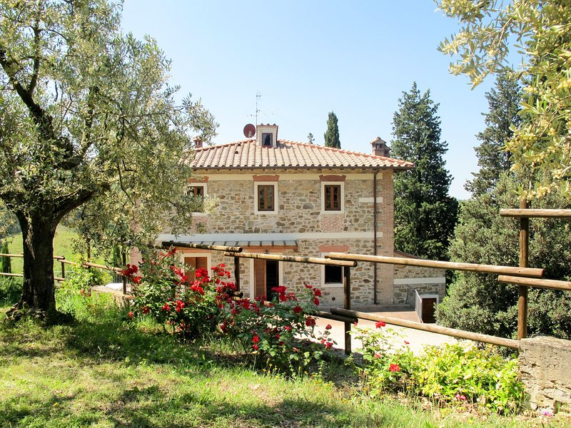 Policleto (SPC110), casa vacanza a San Polo in Chianti
