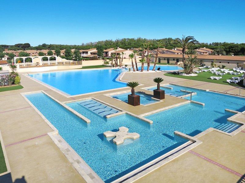 Tamaris/Portes du Soleil (PTI112), vacation rental in Portiragnes