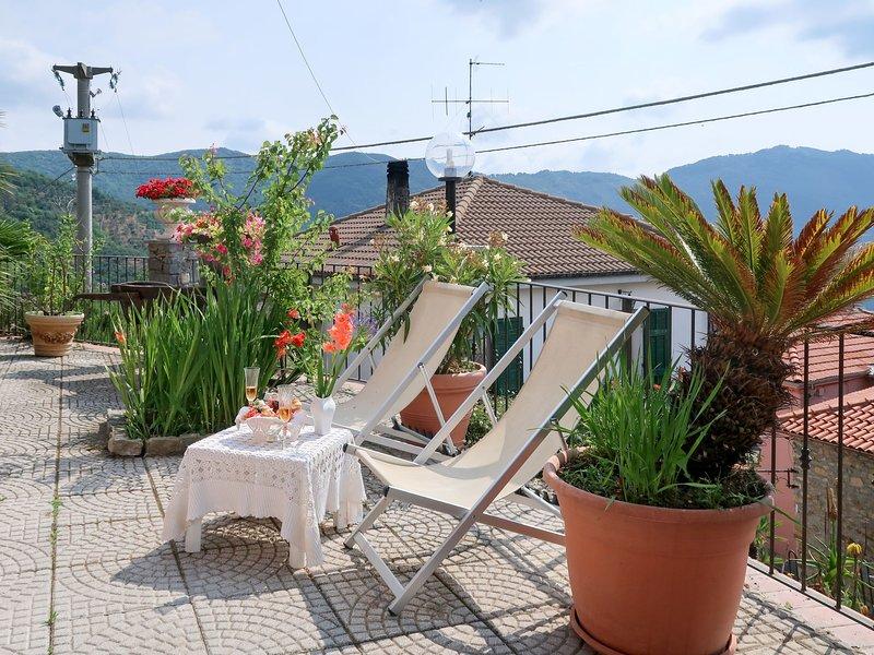 Casa Marco, holiday rental in Borgomaro