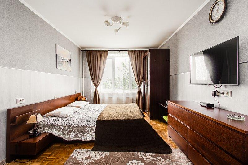 Апартаменты у Петровско-Разумовская, holiday rental in Chelyuskinsky