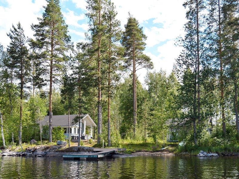 Käpälämäki (FIJ044), location de vacances à Savonranta