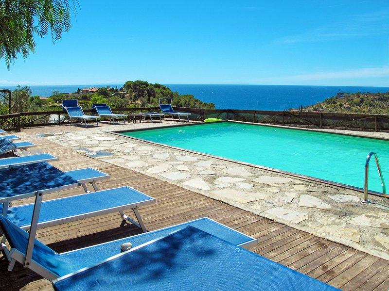 Le Terrazze del Geco Bungalow B (SLR301), vacation rental in San Lorenzo al Mare