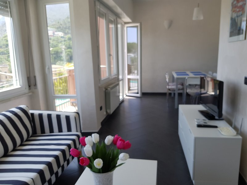 OCEANVIEW LUXURY APARTMENT, holiday rental in Monterosso al Mare