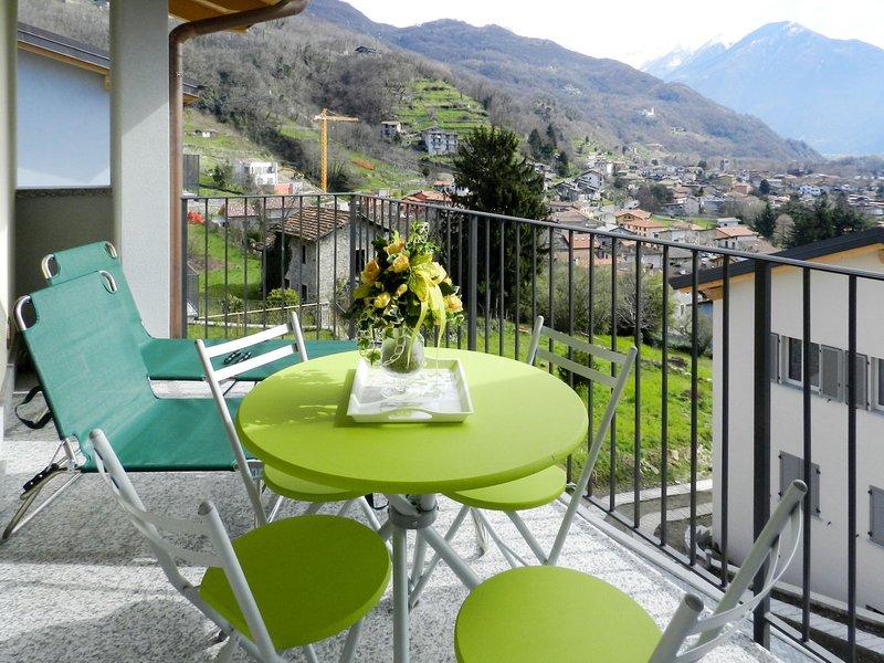 Azalea (GLA103), holiday rental in Sorico