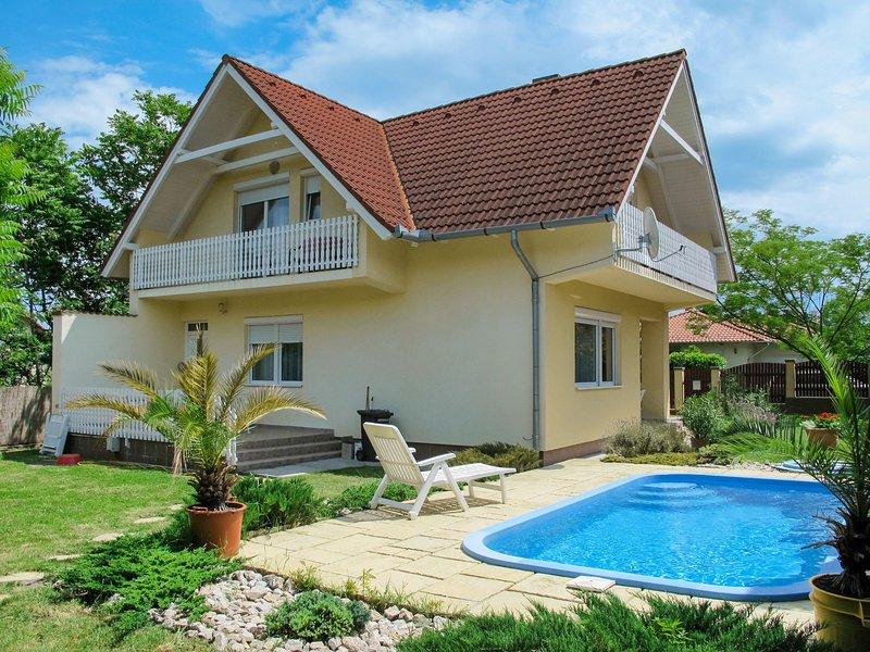 Edina (SZA115), vacation rental in Balatonakali