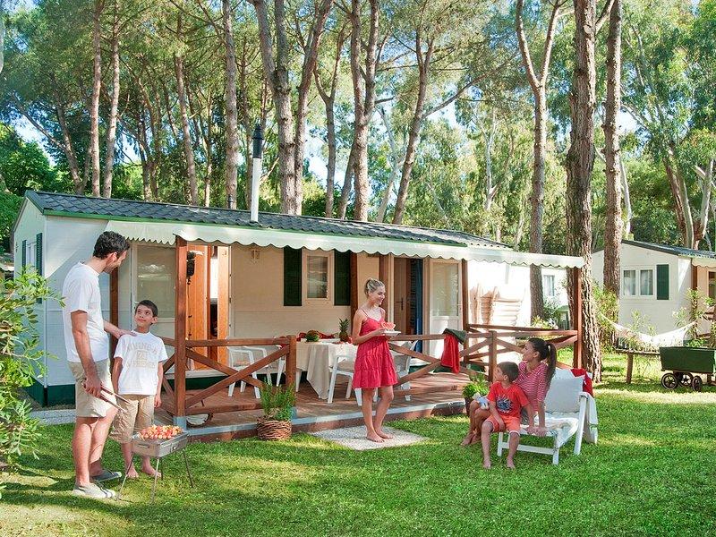 Camping Village Baia Domizia (BDO121), vacation rental in Casamare