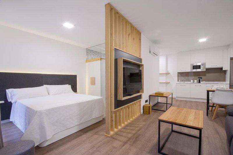 galerias 16 loft 5, location de vacances à Pol