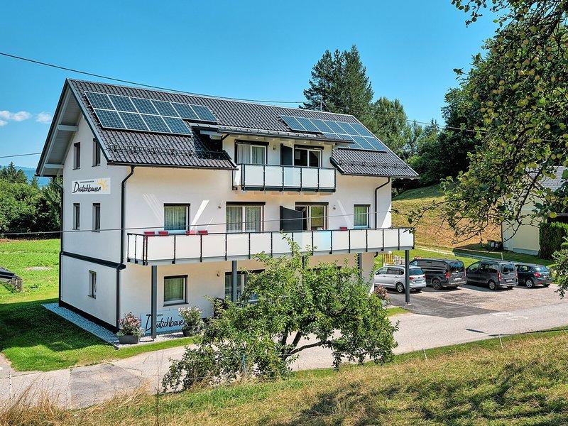Deutschbauer (FAK101), holiday rental in Oberaichwald