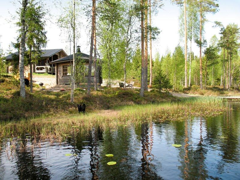 Ainola (FIJ071), vacation rental in Toivakka