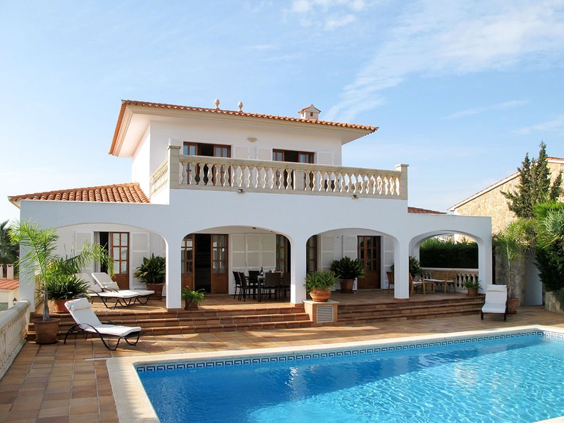 Ana I (MUR116), location de vacances à Calas de Majorca
