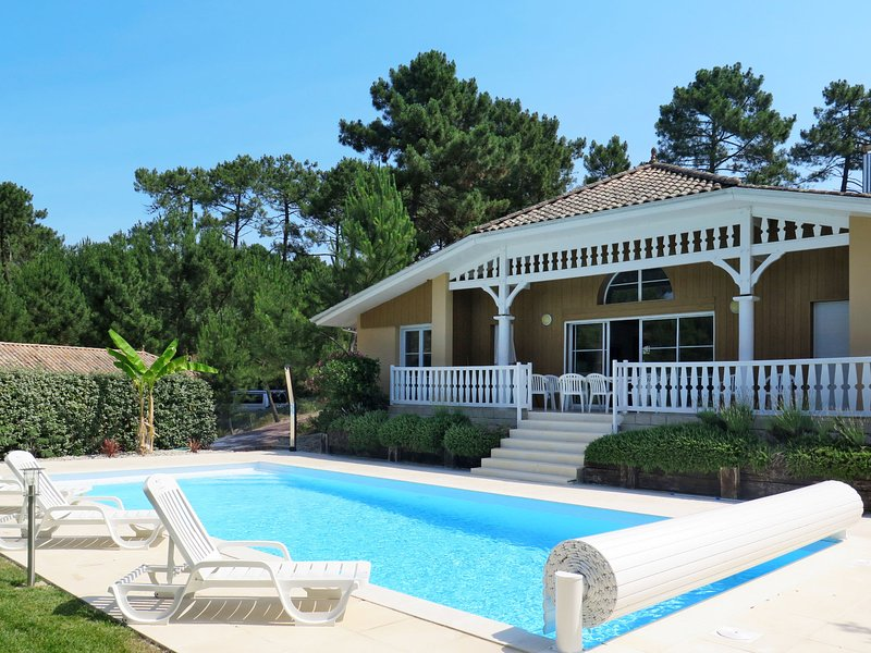 Atlantic Green (LCA350), vacation rental in Lacanau-Ocean