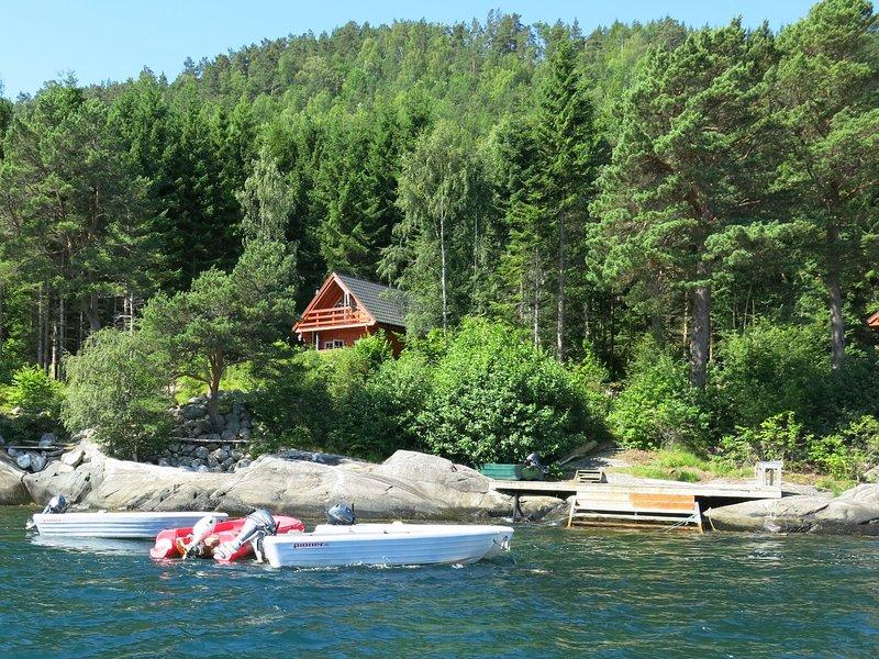 August (FJS112), location de vacances à Fresvik