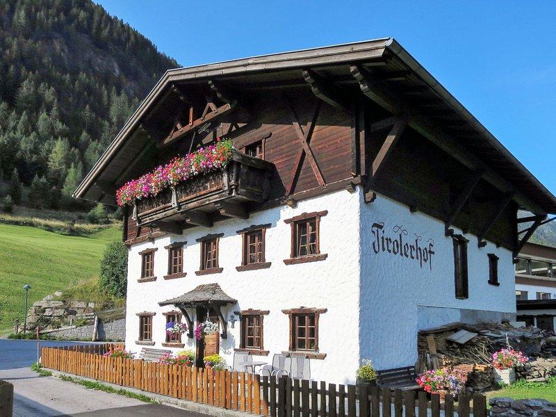 Tirolerhof (NIT135), holiday rental in Niederthai