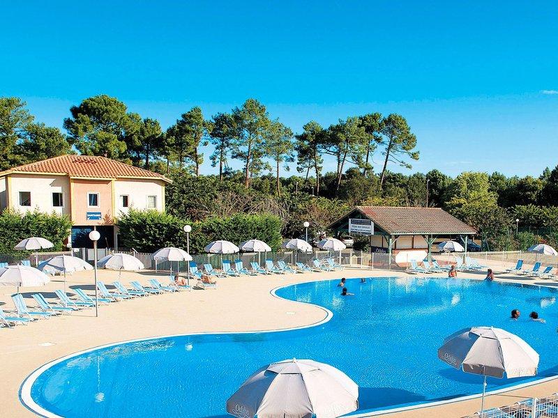 Les Villas du Lac (SOU120), location de vacances à Vieux-Boucau-les-Bains