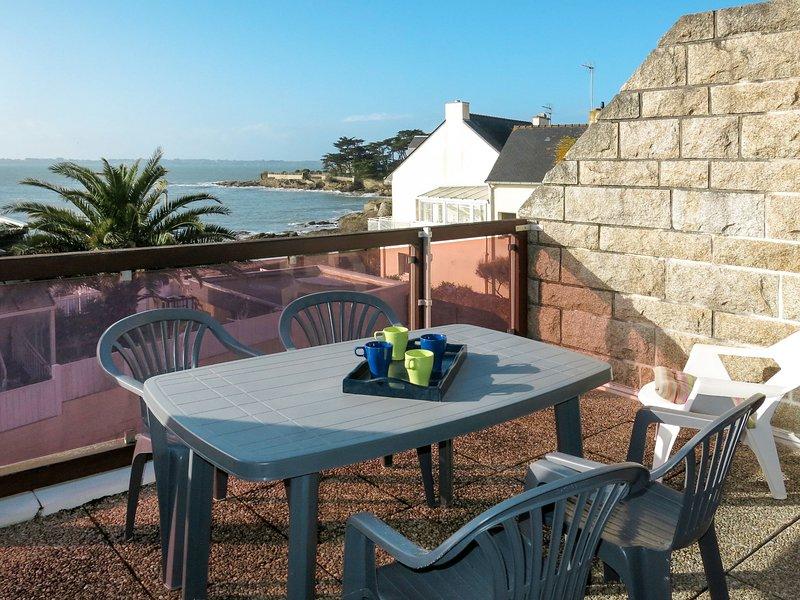 Belle Vue Mer et Groix (POE300), vacation rental in Ploemeur