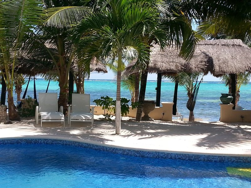 Villa Mar Caribe, alquiler de vacaciones en Bahía de Soliman