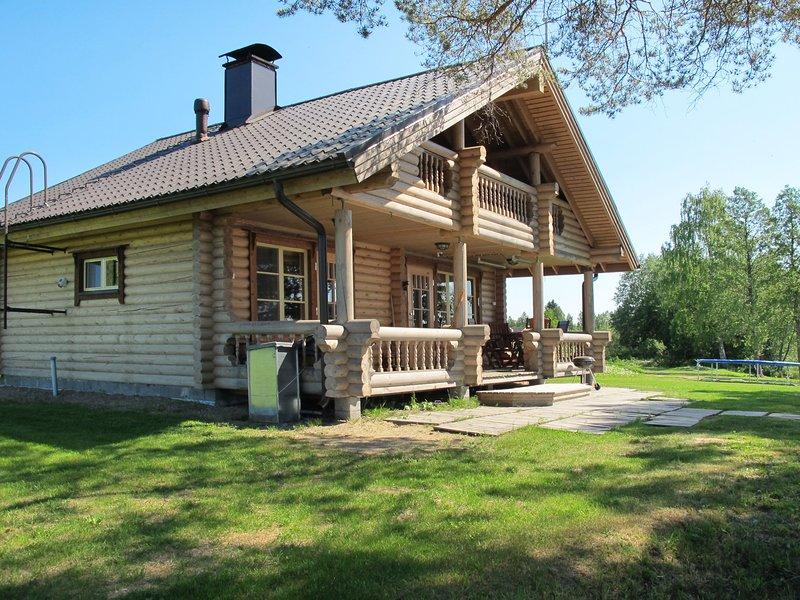 Hämäläinen (FIJ096), casa vacanza a Kuopio