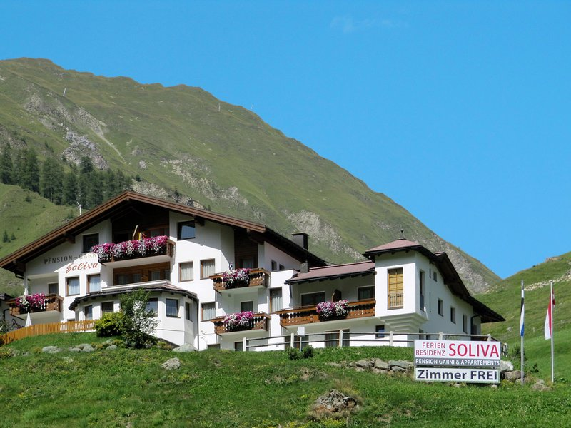 Soliva (SAU100), vacation rental in Samnaun