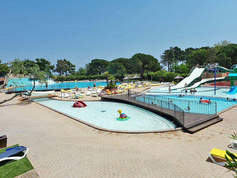Camping Le Solei (AGL202), casa vacanza a Plage d'Argeles