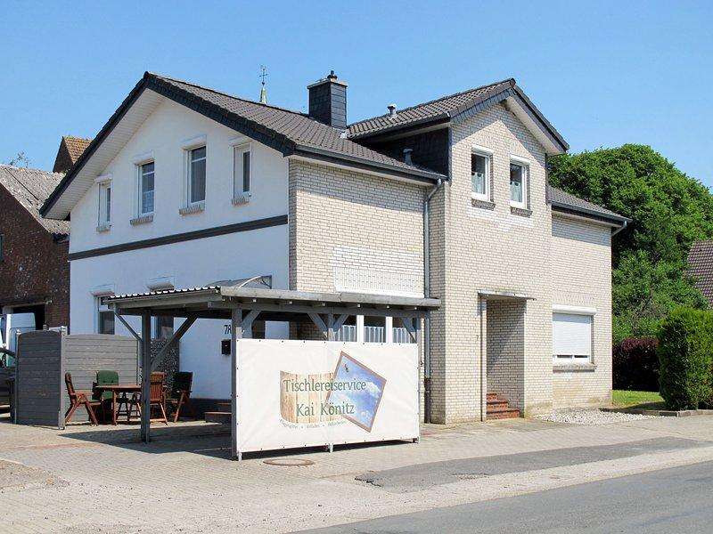 Könitz, casa vacanza a Wangerland