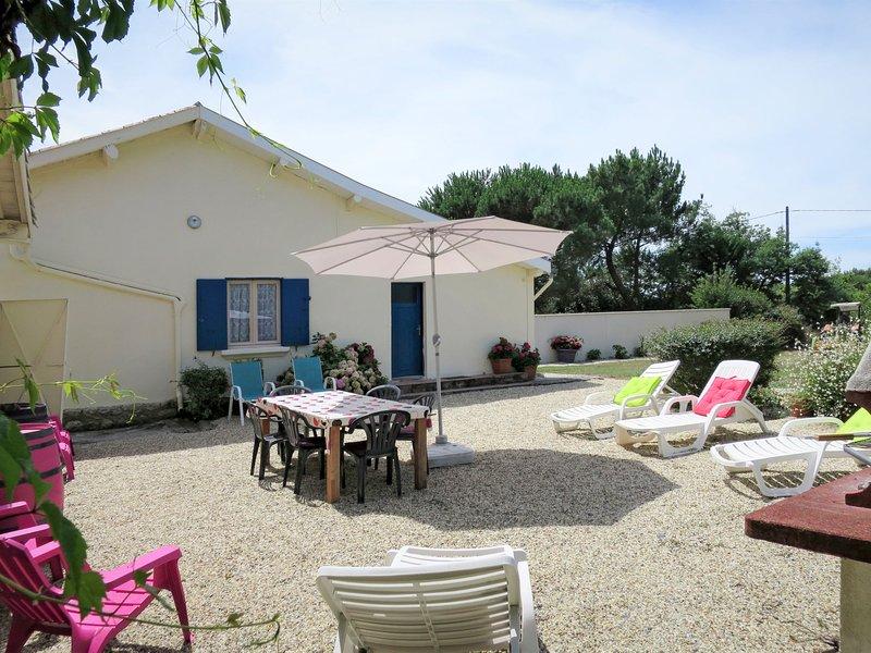 Pontac-Gadet 2 (JDL101), holiday rental in Queyrac
