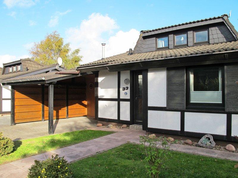 Am Meer (BHV153), casa vacanza a Nordseebad Burhave