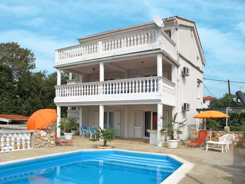 Mira (KRK146), vacation rental in Njivice