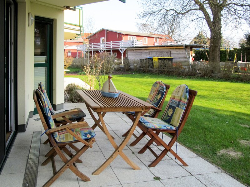 Ostseetrio (ZTZ212), vacation rental in Trassenheide