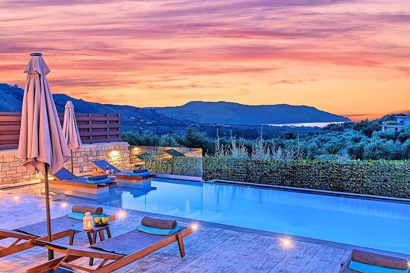 Minoas Villas Private Heated Pool, aluguéis de temporada em Georgioupolis