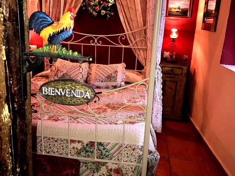 Casa rural la Quinta de Malu Hotel romantico en Cuenca Escapadas romanticas, location de vacances à Almodovar del Pinar