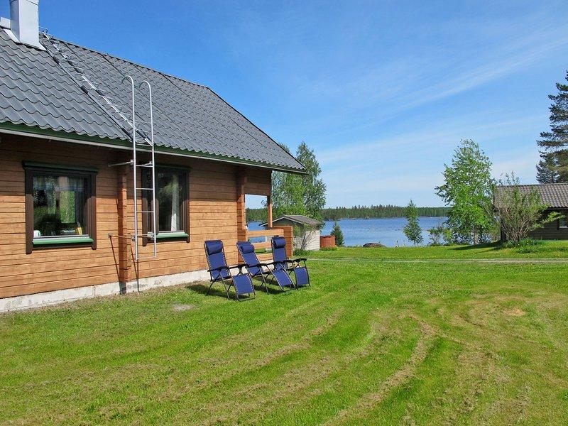 Mökki (FIJ081), vacation rental in Rautalampi