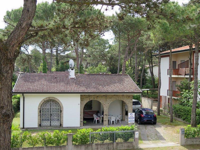 Villa Salvador (LIG590), holiday rental in Aprilia Marittima