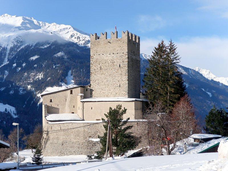 Burg Biedenegg, Heidenreich (FIE206), holiday rental in Fliess